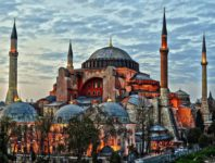 hagia sophia (ayasofya) Istanbul Turkey