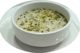 yoghurt soup (yayla çorbası)