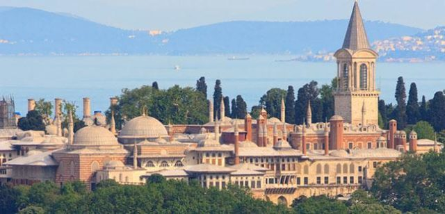Topkapi Palace Museum (Topkapı Sarayı Müzesi) Istanbul Turkey