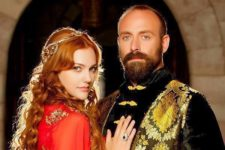 Sultan Suleiman and Hurrem Sultan of Magnificent Century aka Muhtesem Yuzyil/Mera Sultan